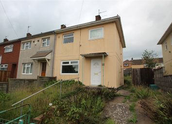 Thumbnail 2 bedroom end terrace house for sale in Keble Avenue, Withywood, Bristol