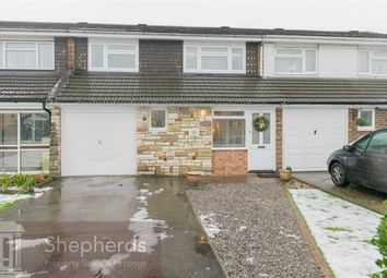 Thumbnail 3 bed terraced house for sale in Wharf Road, Broxbourne, Hertfordshire