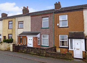 Thumbnail 2 bedroom terraced house for sale in Audley Road, Talke Pits, Stoke-On-Trent