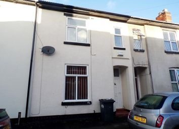 Thumbnail 3 bed terraced house to rent in Drummond Street, Wolverhampton
