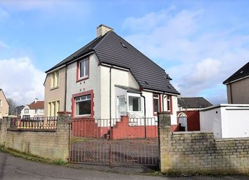 Thumbnail 2 bed semi-detached house for sale in Belvidere Crescent, Bellshill