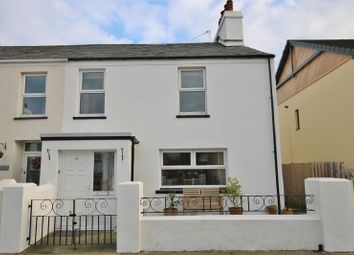 Thumbnail 3 bed end terrace house for sale in Shipyard Road, Ramsey, Isle Of Man