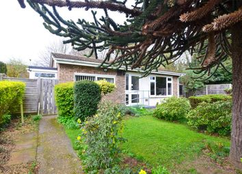 Thumbnail 2 bedroom detached bungalow for sale in Drake Road, Eaton Socon, St. Neots, Cambridgeshire