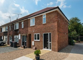 Thumbnail 3 bed end terrace house for sale in Cowper Close, Whitstable, Kent