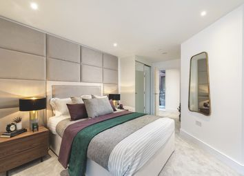 Thumbnail 4 bedroom flat for sale in Gaumont Place, Ardwell Rd, London