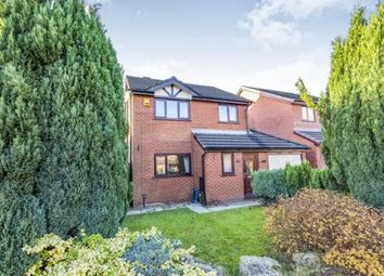 Thumbnail 4 bed detached house for sale in Higher Drake Meadow, Westhoughton, Bolton, Greater Manchester