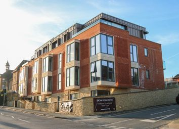 Thumbnail 2 bed flat to rent in Denzil Road, Guildford