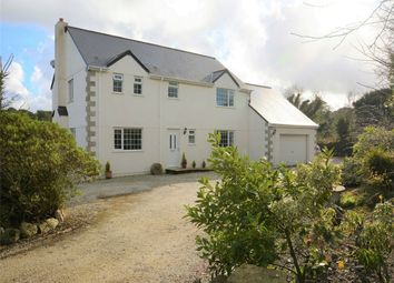 Thumbnail 4 bed detached house for sale in Sparry Bottom, Carharrack, Cornwall