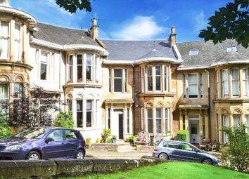 Thumbnail 3 bedroom flat for sale in Broomhill Gardens, Glasgow