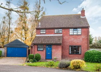 Thumbnail 4 bed detached house for sale in Old Rectory Gardens, Occold, Eye