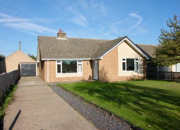 Thumbnail 3 bed bungalow for sale in Church Lane, East Drayton, Retford
