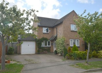 Thumbnail 4 bed detached house to rent in Green Farm Close, Lilbourne, Rugby, Northamptonshire