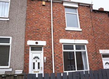 Thumbnail 2 bed terraced house to rent in Ingoe Street, Lemington, Newcastle Upon Tyne