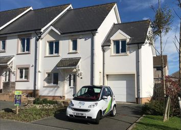 Thumbnail 3 bed terraced house to rent in Delapoer Drive, Haverfordwest, Pembrokeshire