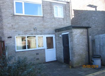 Thumbnail 3 bedroom terraced house to rent in Simcox Gardens, Quinton, Birmingham
