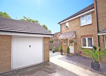 Thumbnail 3 bed semi-detached house for sale in Kingsley Way, Whiteley, Fareham