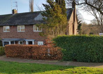 Thumbnail 3 bed end terrace house for sale in Kirklands, Welwyn Garden City