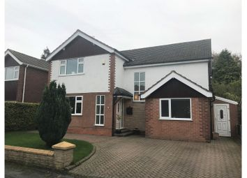 Thumbnail 4 bed detached house for sale in Sidmouth Grove, Cheadle Hulme
