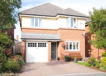Thumbnail 4 bed detached house for sale in Yew Tree Avenue Saughall, Chester