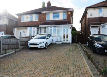Thumbnail 2 bed semi-detached house for sale in Aston Road, Tividale, Oldbury