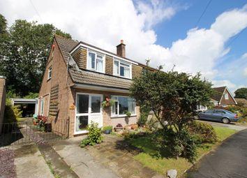 Thumbnail 3 bed semi-detached house for sale in Julian Road, Ivybridge