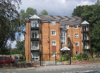 Thumbnail 2 bed flat to rent in 14 Wilbraham Road, Fallowfield