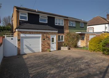 Thumbnail 3 bedroom semi-detached house for sale in Grange Road, Orpington, Kent