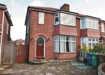Thumbnail 3 bed semi-detached house for sale in Peareswood Gardens, Stanmore