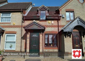 Thumbnail 2 bedroom terraced house for sale in High Street, Arlesey, Beds