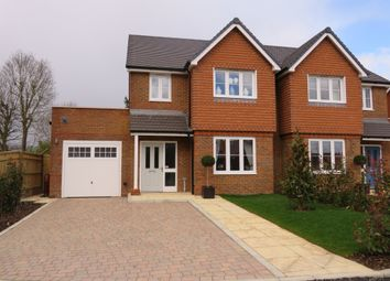 Thumbnail 4 bed semi-detached house for sale in St Francis Close, Tring