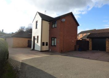 Thumbnail 3 bed detached house for sale in Barn Owl Close, East Hunsbury, Northampton, Northamptonshire