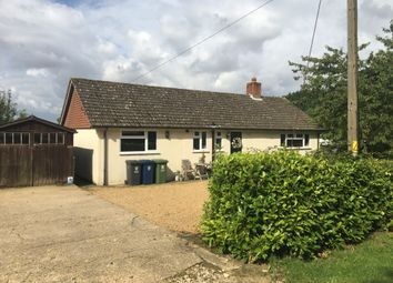 Thumbnail 3 bed detached bungalow to rent in Ermine Way, Arrington, Royston