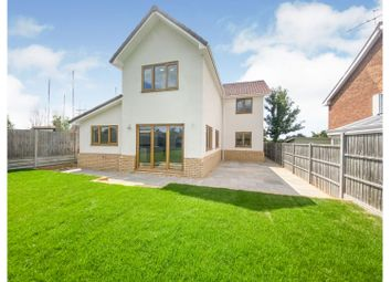 5 bed detached house for sale in Church Street, Litlington, Royston SG8