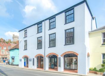 Thumbnail 2 bed flat for sale in High Street, Arundel