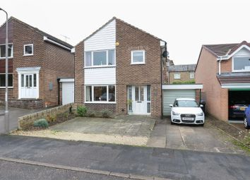 Thumbnail 3 bed detached house for sale in Wyvern Close, Matlock