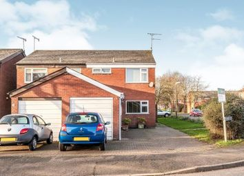 Thumbnail 3 bed semi-detached house for sale in Thornton Close, Woodloes Park, Warwick