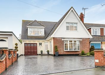 Thumbnail 3 bed detached house for sale in Cherrybrook, Southend-On-Sea