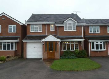 Thumbnail 4 bed detached house for sale in Falmouth Close, Horeston Grange, Nuneaton