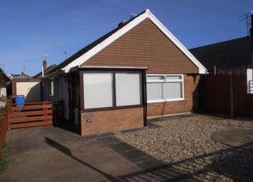 Thumbnail 2 bed detached bungalow to rent in Ffordd Derwen, Rhyl
