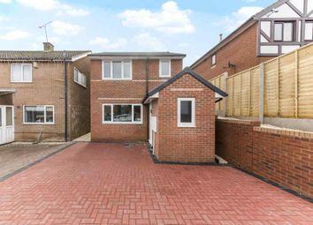 Thumbnail 3 bed detached house for sale in Abbotsford Drive, Thurcroft, Rotherham
