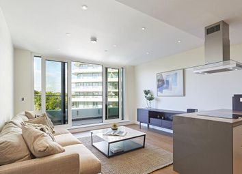 Thumbnail 2 bed flat to rent in Saphora House, Queenstown Road, London