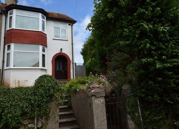 Thumbnail 3 bed end terrace house for sale in Fore Street, Barton, Torquay, Devon