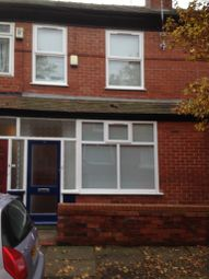 Thumbnail 4 bed terraced house to rent in Westbourne Road, Manchester