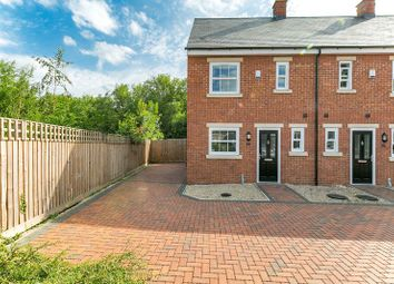 Thumbnail 3 bedroom end terrace house for sale in Queen Anne Street, New Bradwell, Milton Keynes