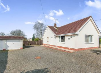 Thumbnail 3 bed detached bungalow for sale in Wood Lane, Morchard Bishop, Crediton
