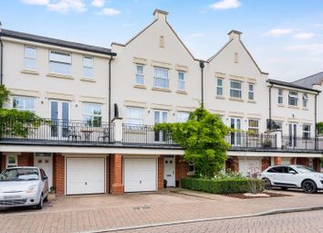 Thumbnail 4 bed terraced house for sale in The Boulevard, Horsham, West Sussex