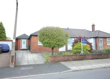 Thumbnail 2 bed bungalow to rent in Hawthorn Avenue, Ramsbottom, Bury