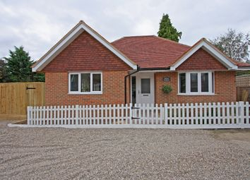 Thumbnail 2 bed detached bungalow for sale in Hawkhurst Road, Cranbrook