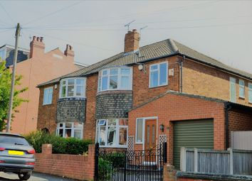 Thumbnail 4 bedroom semi-detached house to rent in Gledhow Wood Avenue, Leeds