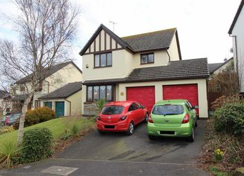 Thumbnail 4 bedroom detached house for sale in Stanbridge Park, Bideford